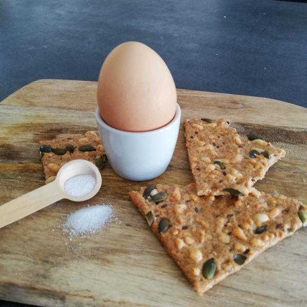 Good vibes: Frühstücks-Ei