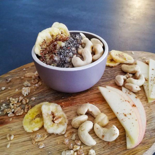 Good vibes: Porridge