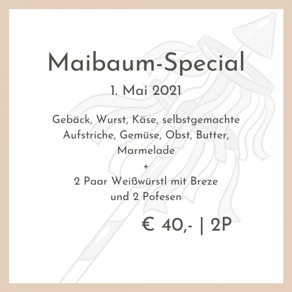 Good vibes: Maibaum-Special